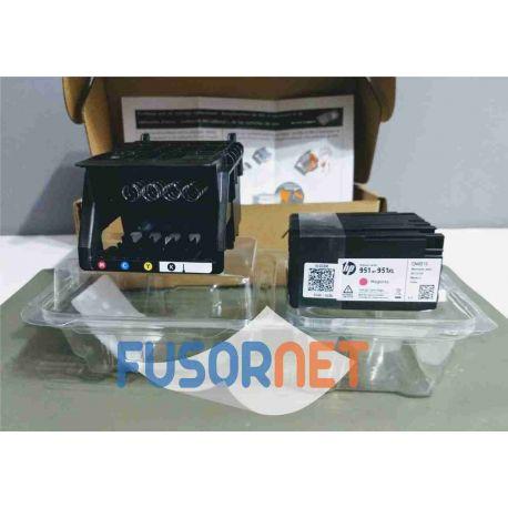 Cabeça de Impressão Original HP Pro 8600 8610 8620 276 + Cartuchos de inicialização